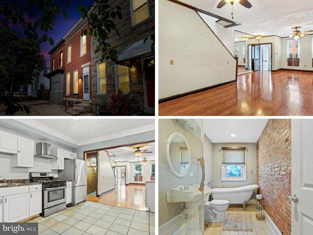 503 W 27TH Street, BALTIMORE, MD 21211 (#MDBA2001299) :: The Mike Coleman Team