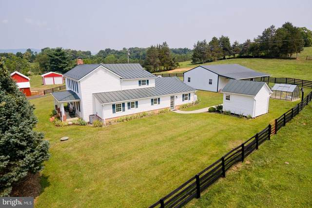 517 Buck Mountain Road, BENTONVILLE, VA 22610 (#VAWR2000148) :: Debbie Dogrul Associates - Long and Foster Real Estate