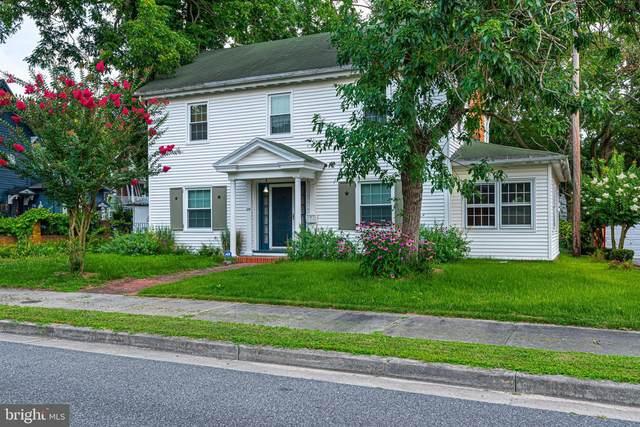 405 Park Avenue, SALISBURY, MD 21801 (#MDWC2000666) :: Atlantic Shores Sotheby's International Realty