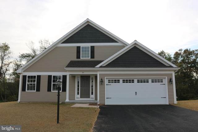35 Quarry Run Place #117, YORK, PA 17406 (#PAYK2003426) :: The Craig Hartranft Team, Berkshire Hathaway Homesale Realty