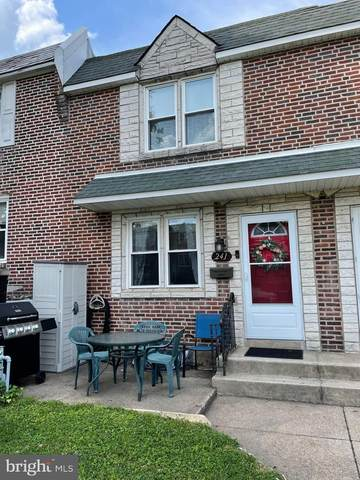 241 W Wyncliffe, CLIFTON HEIGHTS, PA 19018 (#PADE2007374) :: Tom Toole Sales Group at RE/MAX Main Line