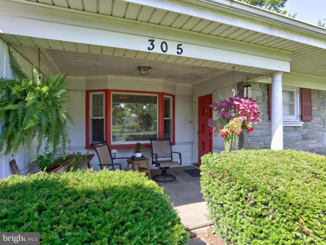 305 W Main Street, LEOLA, PA 17540 (#1001870030) :: The Heather Neidlinger Team With Berkshire Hathaway HomeServices Homesale Realty