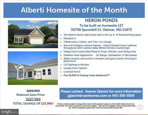 Heron Ponds Pkwy - Alberti Ranch, DELMAR, MD 21875 (#MDWC100966) :: Keller Williams Pat Hiban Real Estate Group