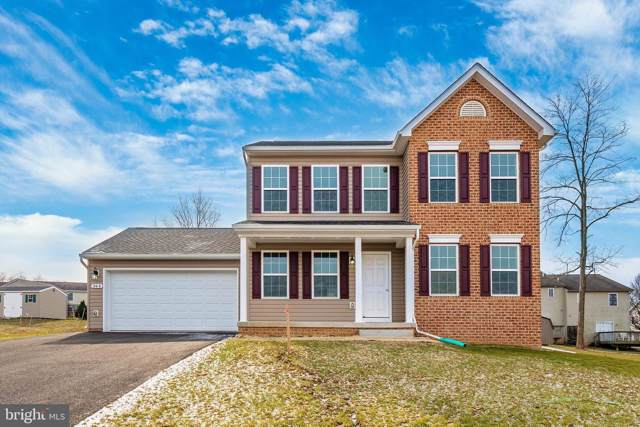 364 Hollymead Ter, HAGERSTOWN, MD 21742 (#MDWA136796) :: Talbot Greenya Group