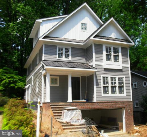 2320 N Vernon Street, ARLINGTON, VA 22207 (#VAAR140580) :: The Sebeck Team of RE/MAX Preferred