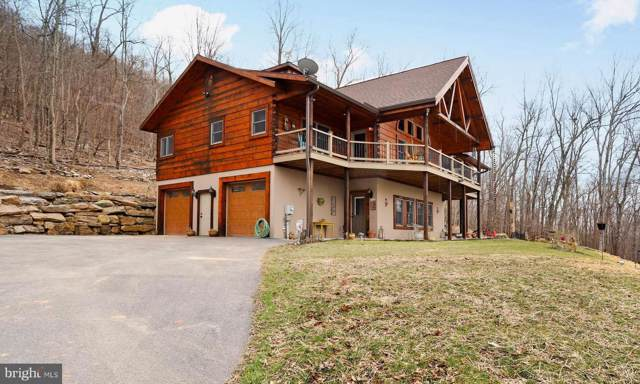 560 Cheyennes Trail, GERRARDSTOWN, WV 25420 (#WVBE161138) :: The Daniel Register Group