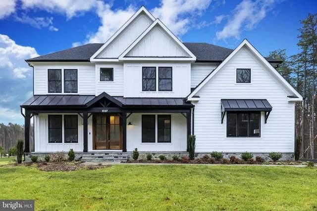 10317 Burke Lake Road, FAIRFAX STATION, VA 22039 (#VAFX1020996) :: Debbie Dogrul Associates - Long and Foster Real Estate