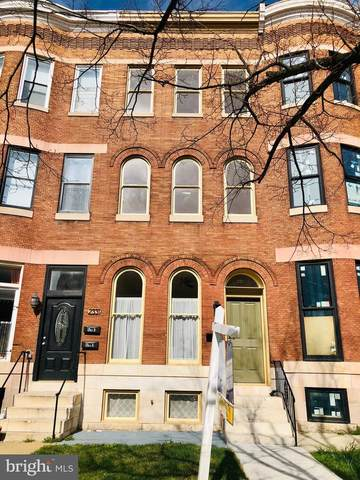 2329 Linden Avenue, BALTIMORE, MD 21217 (#MDBA496412) :: The Licata Group/Keller Williams Realty