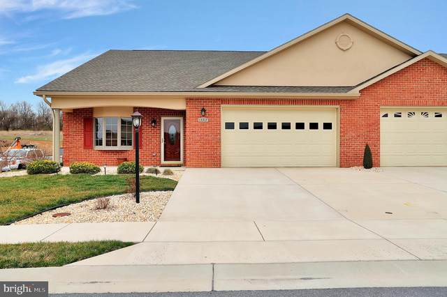 13317 Ruby Pointe Drive, HAGERSTOWN, MD 21742 (#MDWA169978) :: SP Home Team