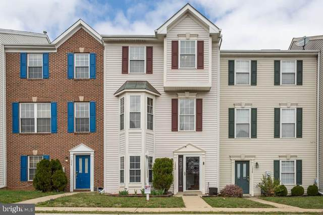 1326 Hill Born Drive, HANOVER, MD 21076 (#MDAA426898) :: Bob Lucido Team of Keller Williams Integrity
