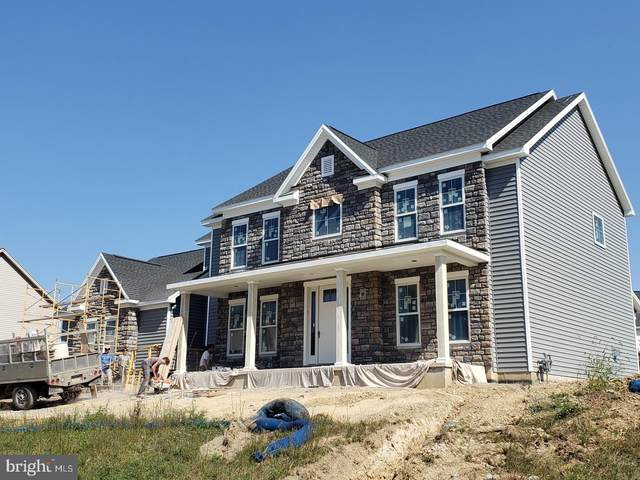 Lot #25 Osprey Circle, MECHANICSBURG, PA 17050 (#PACB122332) :: The Jim Powers Team