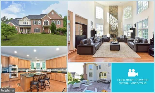 10712 Ox Croft Court, FAIRFAX STATION, VA 22039 (#VAFX1135122) :: John Lesniewski | RE/MAX United Real Estate