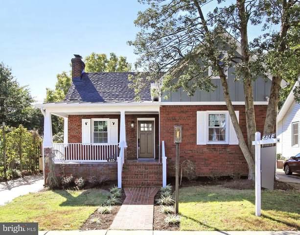 415 E Custis Avenue, ALEXANDRIA, VA 22301 (#VAAX249300) :: Blackwell Real Estate