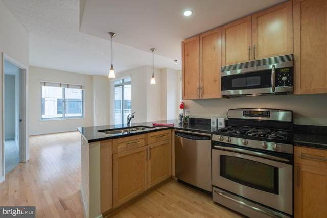820 N Pollard Street #603, ARLINGTON, VA 22203 (#VAAR167632) :: The Sky Group