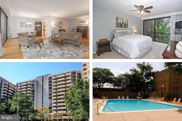 4141 N Henderson Road #403, ARLINGTON, VA 22203 (#VAAR168392) :: Tom & Cindy and Associates