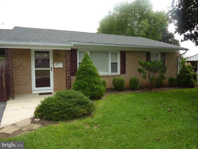 10911 Rosewood Dr, HAGERSTOWN, MD 21740 (#MDWA174496) :: AJ Team Realty