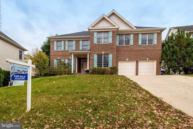 5204 Ridgefield Road, BETHESDA, MD 20816 (#MDMC732554) :: Better Homes Realty Signature Properties