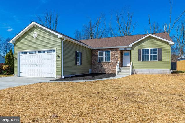 13 Clark Avenue, THURMONT, MD 21788 (#MDFR275974) :: The MD Home Team