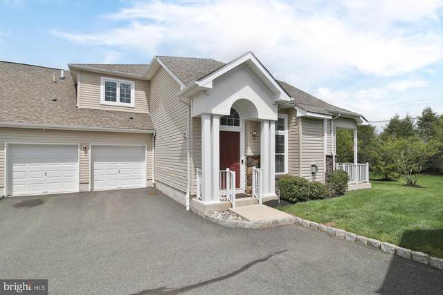 401 Schindler Drive N, MONMOUTH JUNCTION, NJ 08852 (#NJMX126020) :: REMAX Horizons