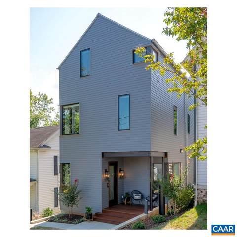 802 Hinton Ave, CHARLOTTESVILLE, VA 22902 (#622090) :: The Sky Group