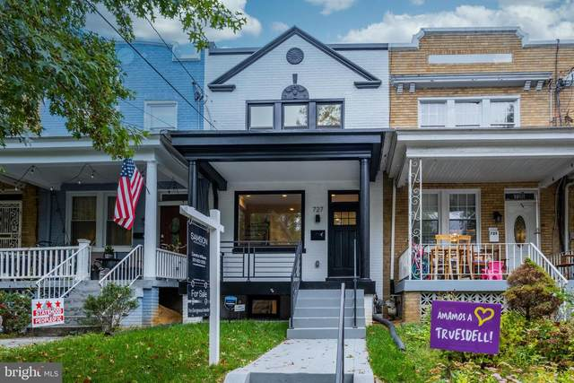 727 Hamilton Street NW, WASHINGTON, DC 20011 (#DCDC2015802) :: Crossman & Co. Real Estate