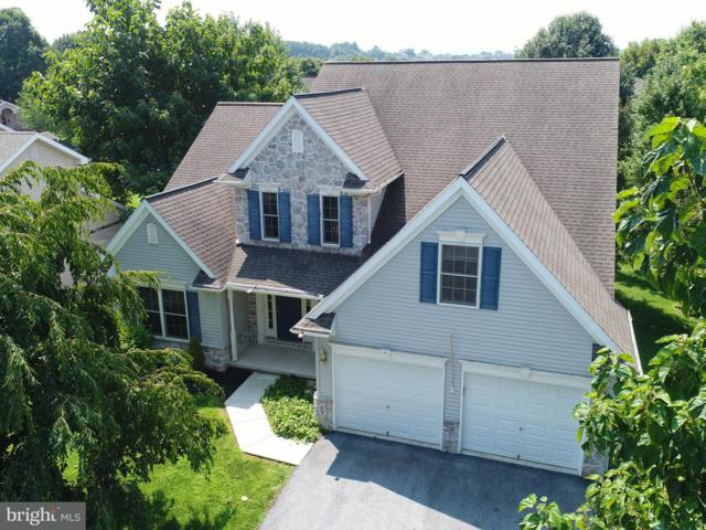611 Pondside Lane, LEBANON, PA 17042 (#1001527310) :: Teampete Realty Services, Inc