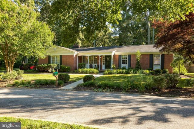 41 Whittier Parkway, SEVERNA PARK, MD 21146 (#1001917398) :: Great Falls Great Homes