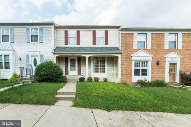 19359 Hottinger Circle, GERMANTOWN, MD 20874 (#1006980006) :: Bob Lucido Team of Keller Williams Integrity