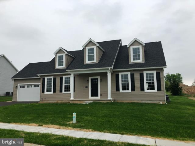 1222 Divinity Drive, GREENCASTLE, PA 17225 (#1009942916) :: ExecuHome Realty