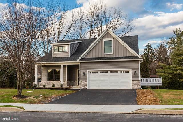 100 Lakeside Crossing #116, MOUNT JOY, PA 17552 (#PALA138806) :: The Joy Daniels Real Estate Group