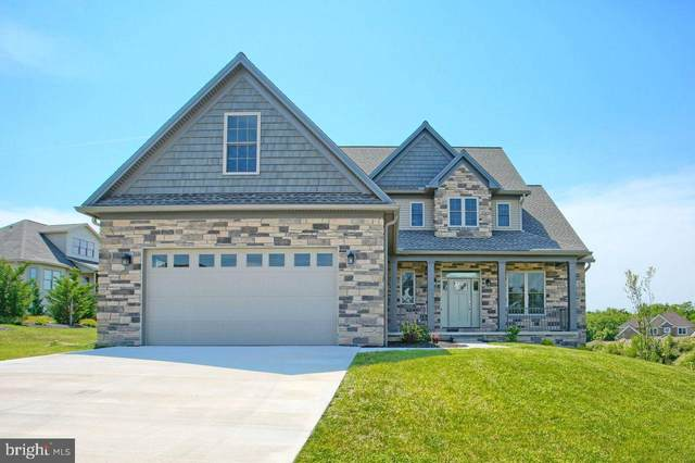 595 Crooked Stick Drive, MECHANICSBURG, PA 17050 (#PACB117538) :: The Joy Daniels Real Estate Group