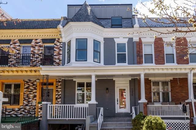 1356 Newton Street NW #1, WASHINGTON, DC 20010 (#DCDC476020) :: LoCoMusings