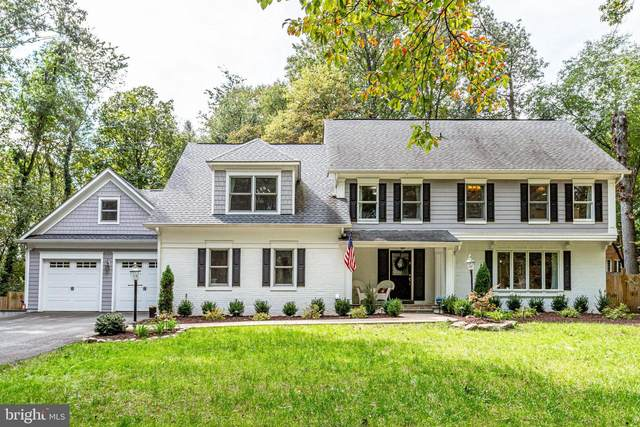 2904 Young Drive, OAKTON, VA 22124 (#VAFX1157866) :: RE/MAX Cornerstone Realty
