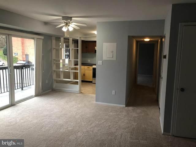 3222 S 28TH Street #301, ALEXANDRIA, VA 22302 (#VAAX251694) :: Corner House Realty
