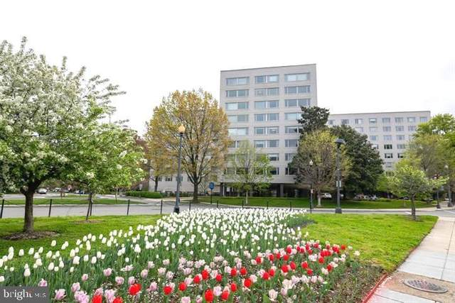 2475 NW Virginia Avenue NW #323, WASHINGTON, DC 20037 (#DCDC524136) :: Crossman & Co. Real Estate