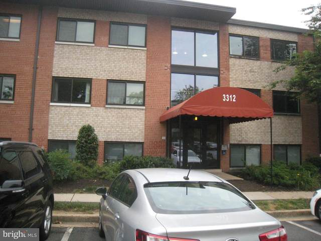 3312 S 28TH Street #203, ALEXANDRIA, VA 22302 (#VAAX260594) :: The Licata Group / EXP Realty