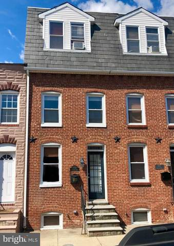 1004 S Curley Street, BALTIMORE, MD 21224 (#MDBA2011704) :: Ultimate Selling Team