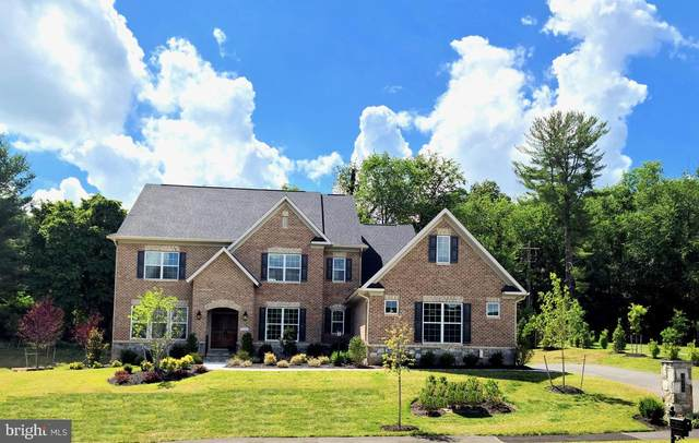 10241 Forest Lake Drive, GREAT FALLS, VA 22066 (#VAFX1053420) :: Debbie Dogrul Associates - Long and Foster Real Estate