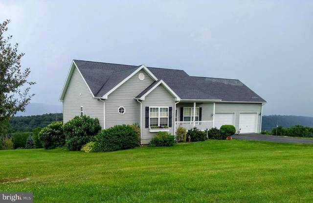 67 Brynner Drive, PETERSBURG, WV 26847 (#WVGT102794) :: Pearson Smith Realty