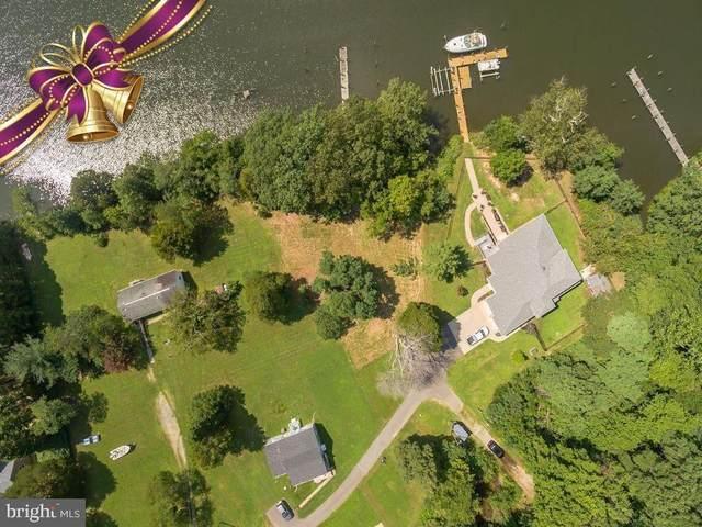 16 Back Creek Road, SOLOMONS, MD 20688 (#MDCA168266) :: The Sky Group