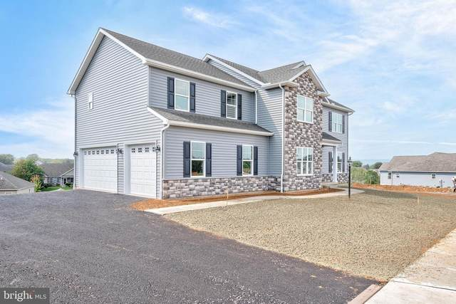 301 Marie Drive, MECHANICSBURG, PA 17055 (#PACB126036) :: TeamPete Realty Services, Inc