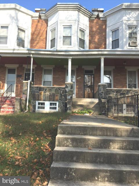 3442 Piedmont Avenue, BALTIMORE, MD 21216 (#1000040995) :: Homes to Heart Group