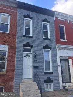 524 Chester Street, BALTIMORE, MD 21205 (#1000041643) :: AJ Team Realty