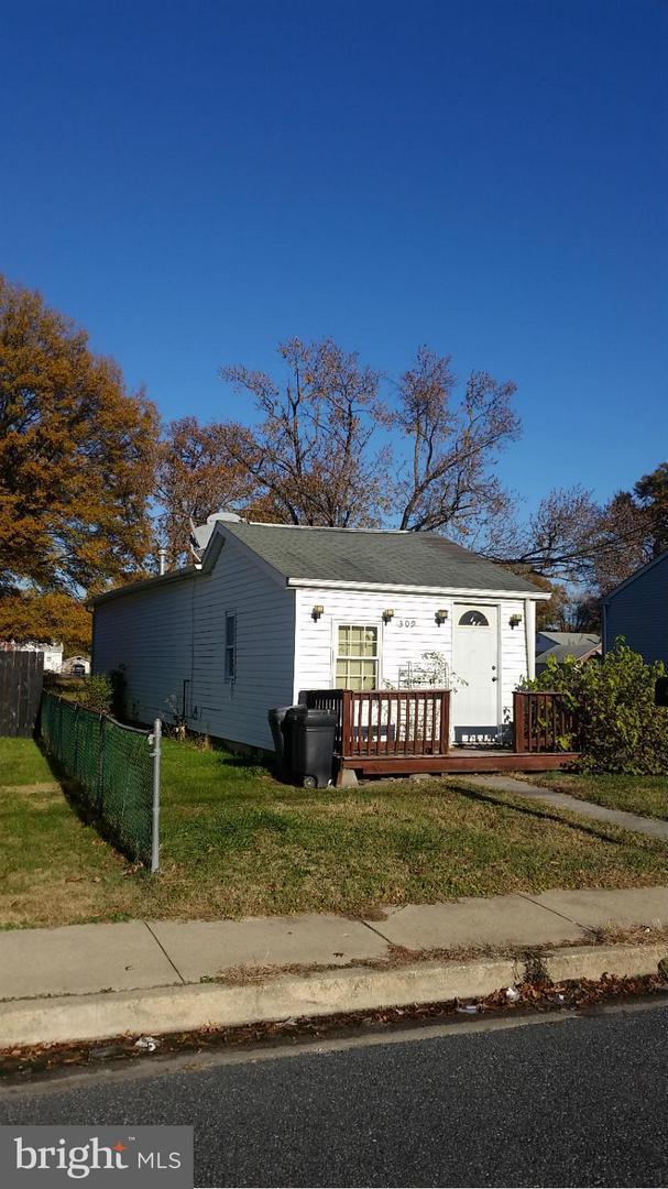 309 Homberg Avenue, BALTIMORE, MD 21221 (#1000114515) :: Dart Homes