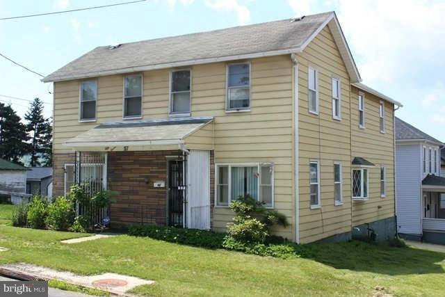 57 Washington Street, FROSTBURG, MD 21532 (#1000127475) :: Colgan Real Estate