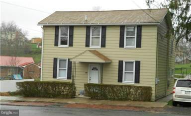 496 Williams Street, CUMBERLAND, MD 21502 (#1000127655) :: Colgan Real Estate