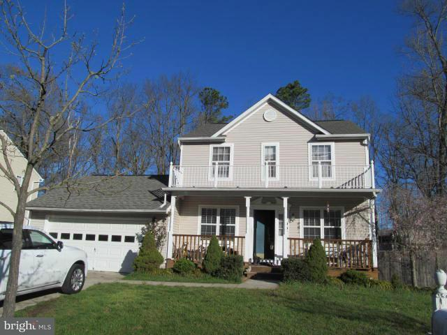7997 Stone Haven Drive, GLEN BURNIE, MD 21060 (#1000132405) :: Colgan Real Estate