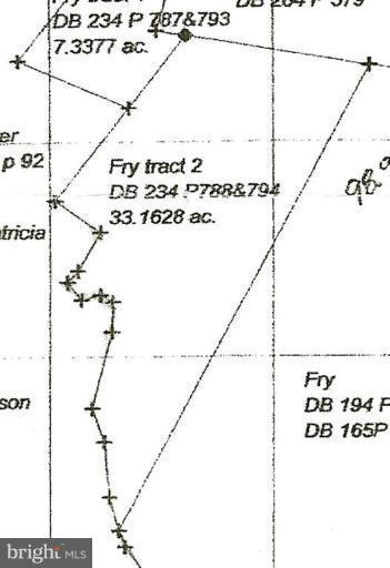 LOT # 2 Quaker Cemetery Road, CAPON BRIDGE, WV 26711 (#1000148463) :: The Redux Group