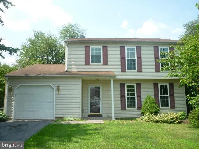 204 Heather Drive, HARRISBURG, PA 17112 (MLS #1000796821) :: The Craig Hartranft Team, Berkshire Hathaway Homesale Realty