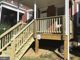 4008 Franklin Street, BALTIMORE, MD 21229 (#1003216455) :: ExecuHome Realty